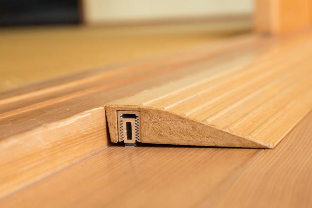 屋内用スロープ木製